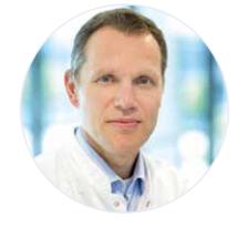 Uroloog Henk van der Poel